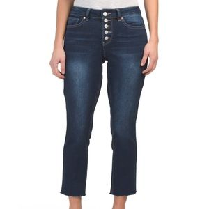 Royalty High Rise Vintage Dream Ankle Jeans